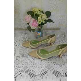 Sapato Scarpin Importado Italy Tam 36