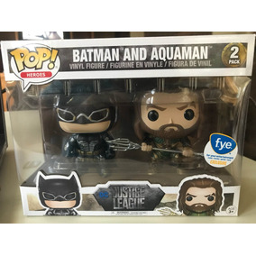 Batman Y Aquaman Funko Pop