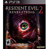 Resident Evil Revelations 2 Juego Ps3 Playstation 3