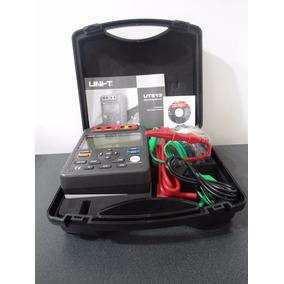 Megger Digital 5000 Volts Modelo Ut513