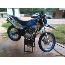 Yamaha Md Trepador 126 Cc - 250 Cc