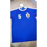 Camisa Seleção Japonesa De Futebol Menino 10/12 Anos
