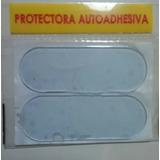 Tope Topetina Transparente Autoadhesiva Puerta Baño Cosina
