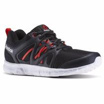Zapatillas Reebok Running Speedlux Negro C/rojo