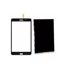 Display Lcd Tela Touch Samsung Galaxy Tab 4 7 T230 Preto
