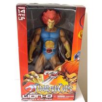 De Mezco 14 Thundercats Lion-o Con 2 Espadas Única Pieza !!