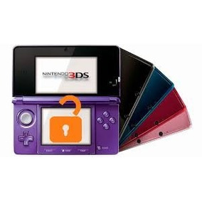 Desbloqueio Nintendo 3ds Old Ou New Atualizado Ate A 11.2