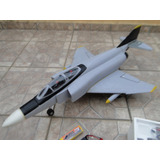 Aeromodelo R/c Turbina Brushless F-4 Phantom 2 - Sem Ràdio
