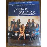 Private Practice Temporada 4 Box-set Grey