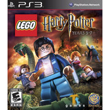 Lego Harry Potter Ps3 Español