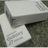 Samsung Galaxy J7 Prime Nuevo Sellado Color Negro 2017 100%n