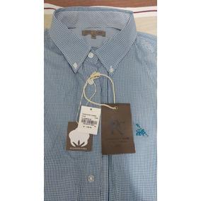 Camisa University Club Ropa Masculina - Camisas 21186e9fb5bdd
