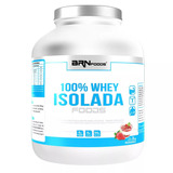 Whey 100% Isolada 2kg - Br Nutrition Foods