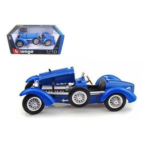 Miniatura Bugatti Type 59 1934 Pronta Entrega
