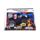Wwe The Undertaker - Hot Wheels Camión De Control Remoto \b