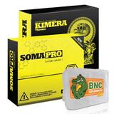 Somapro + Kimera Thermo + Porta Caps Somatodrol Frete Grátis