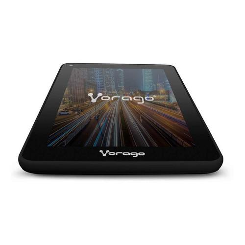 """Tablet  Vorago Pad-7 V5 7"""" 16GB negra con 1GB de memoria RAM"""
