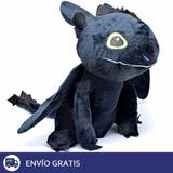 Chimuelo Peluche Cómo Entrenar A Tu Dragón Furia Nocturna