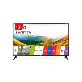 Tv Led Lg Lj5500 43 , Smart, Full Hd