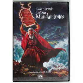 Dvd - Los Diez Mandamientos - Cecil B. Demille - Ed. 2 Dvds
