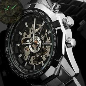 2b696e16338 Relogios Skeleton Automaticos - Relógio Masculino no Mercado Livre ...