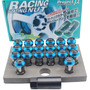 Tuercas De Rueda Nut Racing Hilo De Rosca 1.50 Y 1.25 Mm