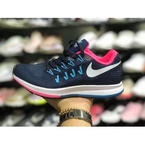 7796d482c3446 Tenis Zapatillas Nike Zoom Mujer Deportivas Comodas Caja Gra