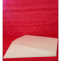 10 Placas Depron Branco 4mm - 99x68cm