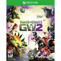 Plantas Vs Zombies Garden Warfare 2 Xbox One Nuevo Físico
