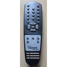 Control Remoto Tv Parker Om8370-923 Incluye Forro Protector
