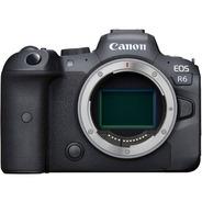 Camera Canon Eos R6 Corpo A Vista C/ Recibo