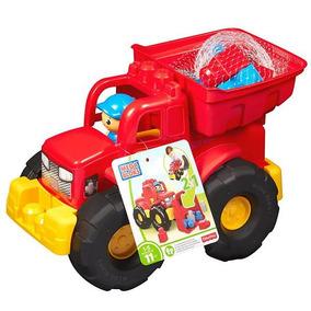 Camión De Volteo Transformable (12 Piezas) Mattel Dpp73