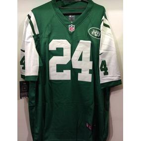 Camiseta Nfl New York Jets - Revis #24 - Talle Xl