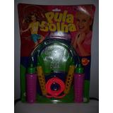 Brinquedo Antigo Pula Bolha Eliana Glasslite Novo