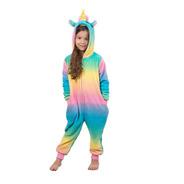 Pijama Enterito Unicornio Niñas