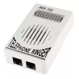 Timbre Amplificador Telefonico Con Luz 127db