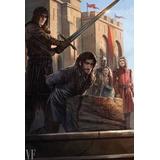 A Game Of Thrones Edición Ilustrada Libro Juego De Tronos