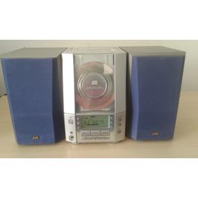 System Jvc Ux V10 Cd, Am,fm, Aux E K7