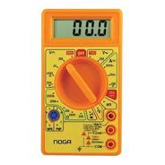 Tester Digital Noganet Dt-830d Con Buzzer 2000 K Ohm