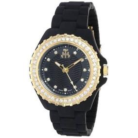 Reloj Jivago Cherie Negro Femenino