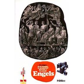 Libro; El Origen De La Familia / Engels, Friedrich