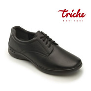 Calzado Zapato Dama Negro Flexi 48304 Cómodo Casual Agujeta
