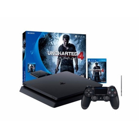 Ps4 Slim Uncharted 4 500gb - Importstore