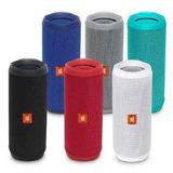 Parlante Jbl Flip 4 Bluetooth Portátil Original En Colores