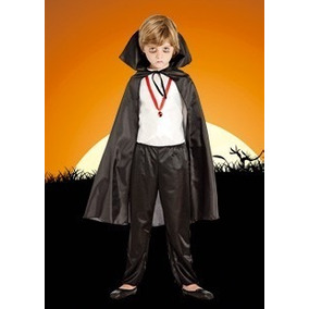 Disfraz Dracula Con Capa Talle: 1 Disfraces Candela 40592