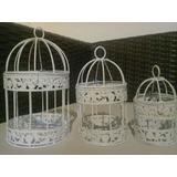 jaulas de mesa boda aos set x