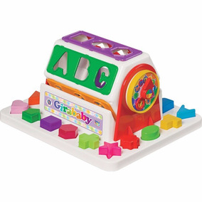 Blocos De Montar Brinquedo Infantil Girababy Educativo Peças