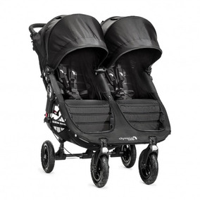 Cochecito Bebe Mellizos Hermanitos Baby Jogger City Mini