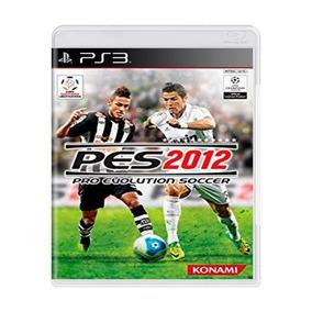Jogo Pro Evolution Soccer 2012 (pes 12) - Ps3 Semi-novo