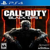 Oni Games - Call Of Duty Black Ops 3 Zombies Chronicles Ps4